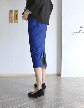 Eyelet skirt - 2c