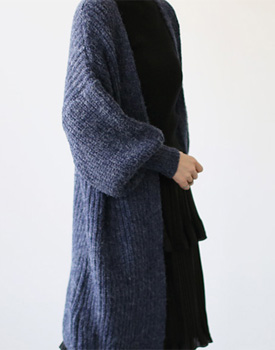 Miu long cardigan