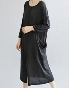 Mari cardigan & long onepiece - 2c