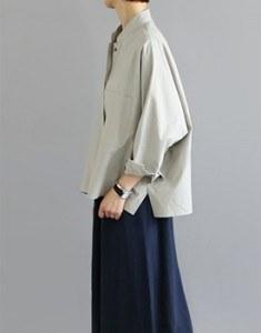 MOSS Shirt - 2c jacket substitute good good ^ ^