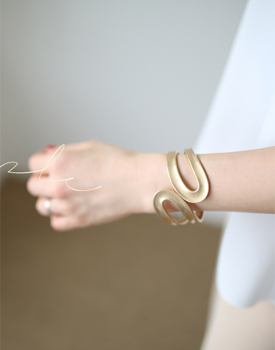 Tia Bangle Bold Chic ~