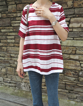Fury stripe top - 2c