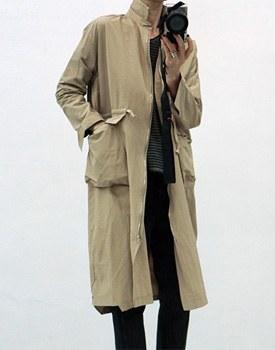 Teds long coat - 2c