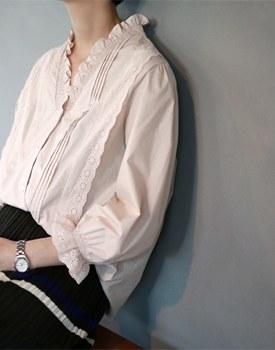 Claude blouse - 2c / Rush of orders /
