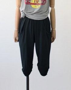 Andy capri baggy pants