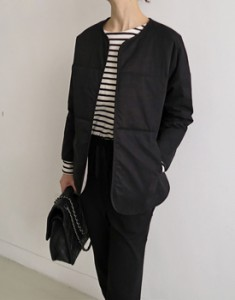 Black Luka jacket 15-year reorder during the rest of the season