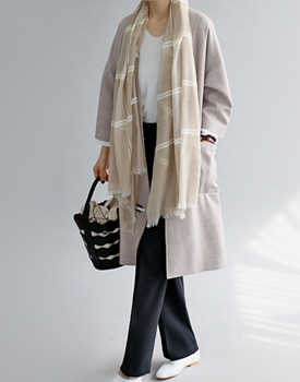 Cucinelli Coat - 2c It is really cool ~ Please keep it ^ ^