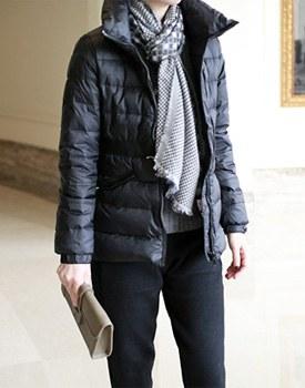 Monc Duck Down(100%) Jacket(slim fit)
