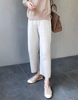 Morin Knit Pants - 3c