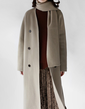 Carbene Double Handmade Coat - 2c