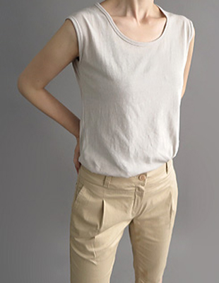 Picture sleeveless
