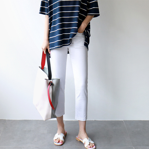 Summer Slim Pants - 2c