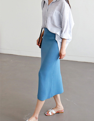 Ronia Knit Skirt - 4c
