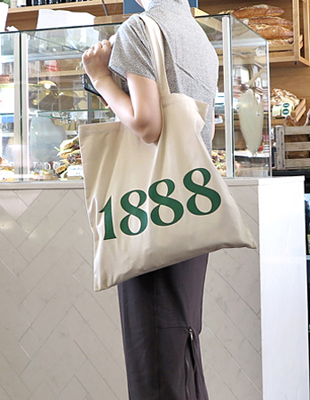 1888 Eco Bag Practical Must-Have Item