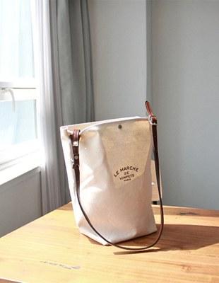 Buckle Strap Eco Bag