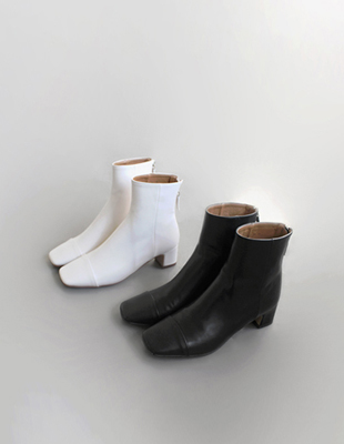 Line middle ankle boots - 2c