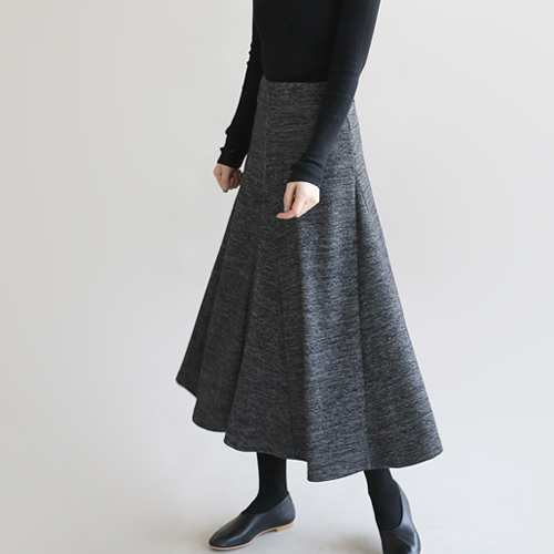 CLODE flare skirt - 2 colors