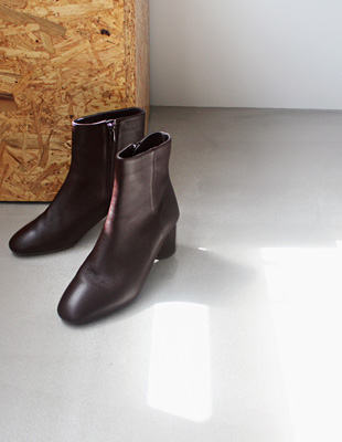 [New Deal 5% Discount] hall ankle boots-2c
