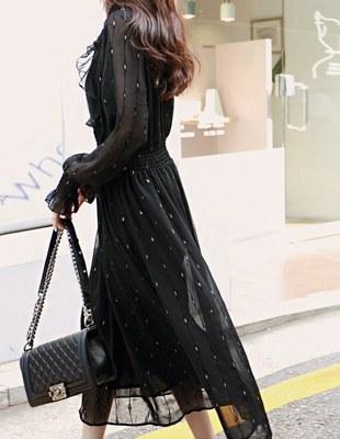 Locoby Chiffon Dress
