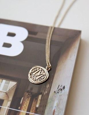 M - Necklace