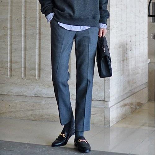 WINTER RALPH slacks pants(napping)
