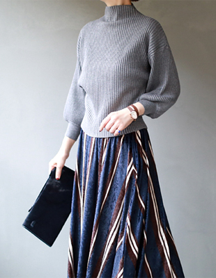 BERN knit top - 3 colors