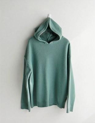 Demian hood knit Top - 2c
