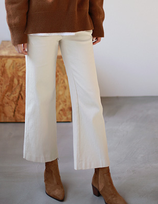Winter 9 wide pants - 2c