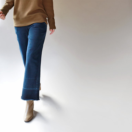 Rachal napping boots cut Jean
