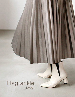 Flag ankle - 3c