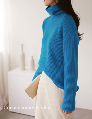 Kael turtleneck - 3c