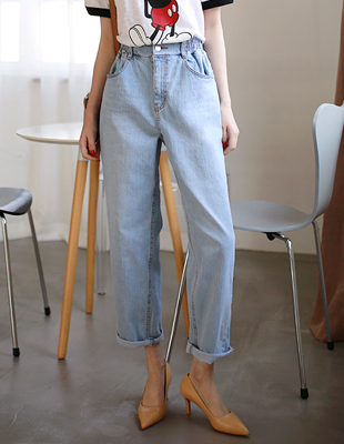 for light baggy - denim