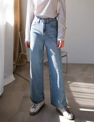 settler denim-pants