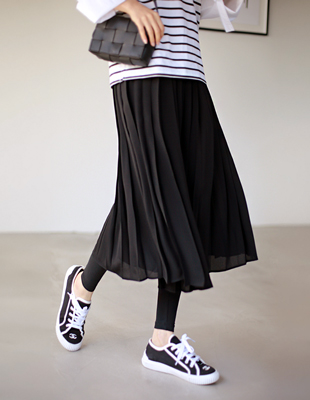 leggings pleats sk