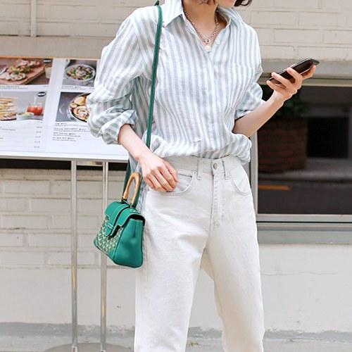 sander linen shirts