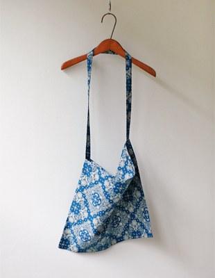 cross bandana bag