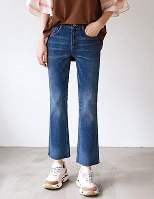 still bootscut jean