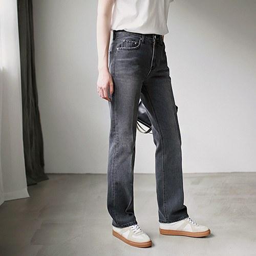 deepgray denim pants