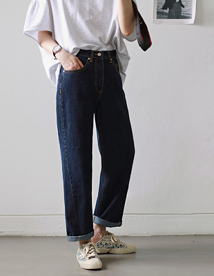Minerva baggy denim