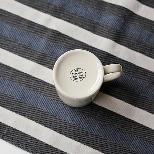 Si Racuse coffee mug