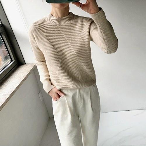 Vanessa Basic Knit - 3c