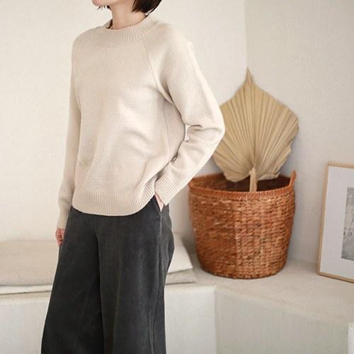 Affair knit top