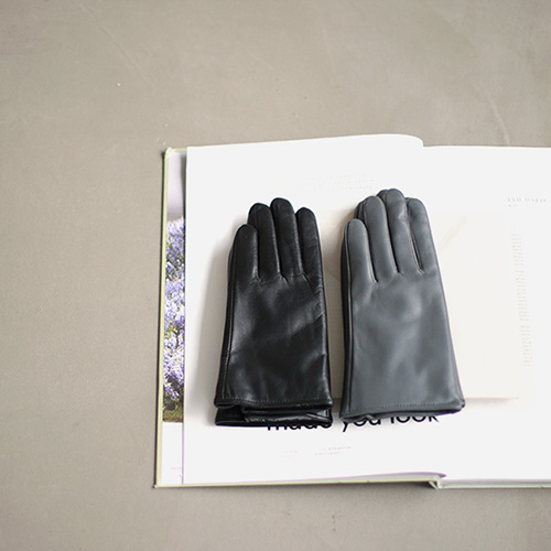 dell leather gloves
