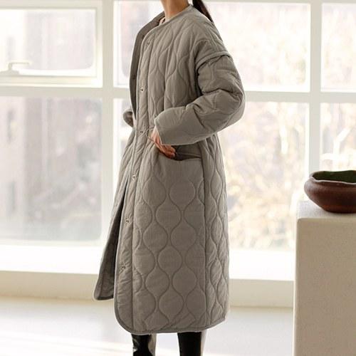 Freedom Padding Long coat