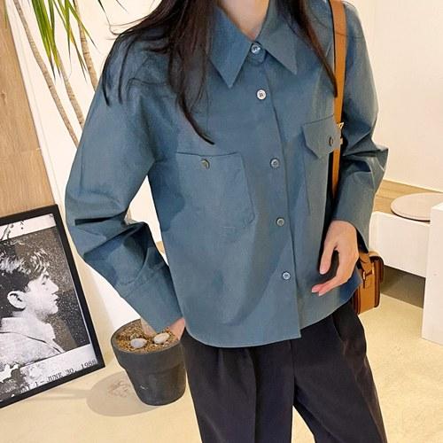 Stokeman shirt jacket