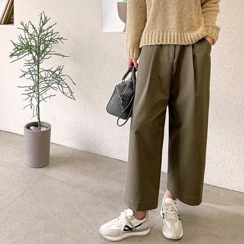 Project Cotton Pants