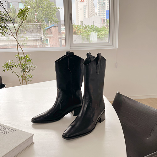 Berry Weston Middle Boots
